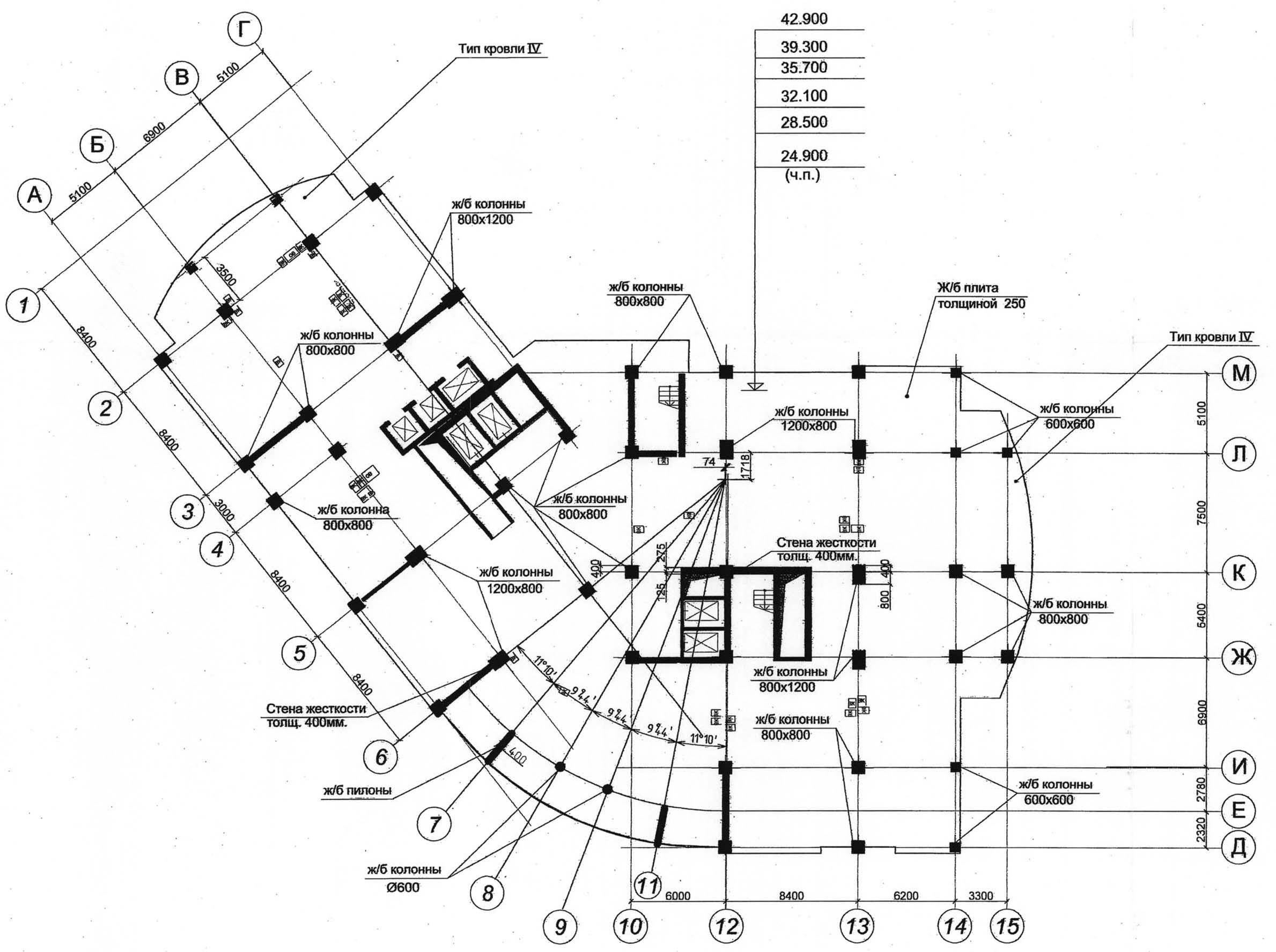 Plan_konstrukcij_s_8_po_13_etazhi